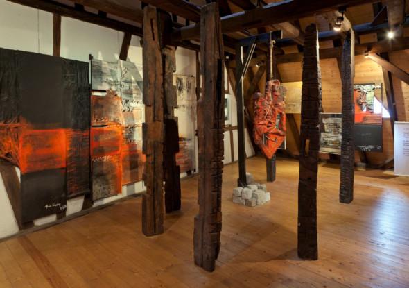 10 – 2e étage –  2. OG Museum Schriesheim  © Dorothea Burkhardt, Mannheim