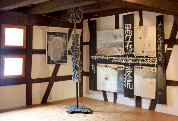 07 – 1er étage – 1. OG Museum Schriesheim  © Dorothea Burkhardt, Mannheim