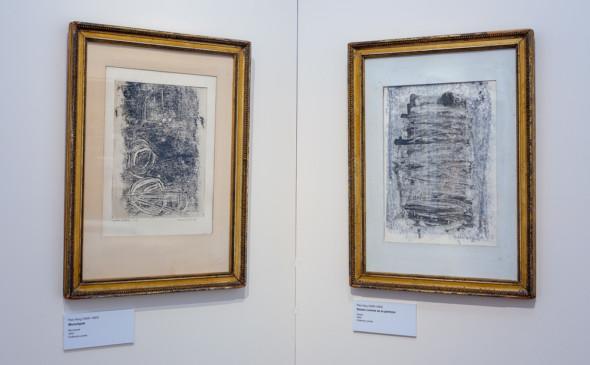 03 –Dessin comme de la peinture, dessin (1933)