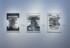 05 – Sans titre, dessin tactiliste (1973) – Être, dessin tactiliste (1974) – Face, dessin sur feuille en matière synthétique pour sérigraphie (1974)