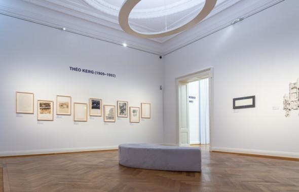 17 – Vue d'ensemble, Expo Villa Vauban (2019)