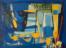 Théo Kerg, après la pèche, 4F=33×24 cm, 1953